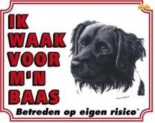 Kleur: Ik waak voor mijn baas Friese Stabij